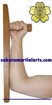 Sai Martial Arts Weapon