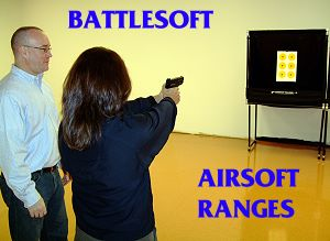 Battleground Airsoft Shooting Range