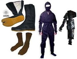 Martial Arts Supplies Ninja Ninjutsu Uniform Halloween Costumes and Accessories
