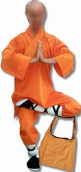 Martial Arts Supplies Kung Fu Halloween Costume Uniform